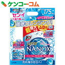 【数量限定】トップ スーパーNANOX(ナノックス) 本体450g+詰替超特大1300g[NANOX(ナノックス) コンパクト洗剤]