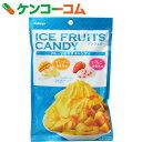 カバヤ ICE FRUITS CANDY 80g×6袋[カバヤ キャンディー]