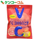 ノーベル VC3000のど飴 ピンクグレープフルーツ 90g×6袋[VC-3000のど飴 のど飴(のどあめ)]