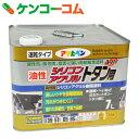 アサヒペン 油性シリコンアクリルトタン用 コバルトブルー 7L/アサヒペン/屋根用塗料/送料無料
