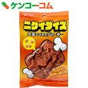 カバヤ ニクイダイズ ペッパージャーキー味 25g×10袋[カバヤ大豆ミート(大豆肉)]【あす楽対応】