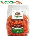 カスターニョ オーガニック ビーンズパスタ(赤レンズ豆 フジッリ) 250g[カスターニョ フジッリ]