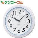 マグ バスクロック アクアガード W-662 WH-Z ホワイト[マグ バスクロック(風呂用時計)]【あす楽対応】【送料無料】