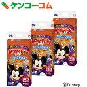 【数量限定】マミーポコ テープ Lサイズ ディズニーハロウィンデザイン 54枚×3個[マミーポコ テープ式 Lサイズ]【送料無料】
