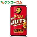 サントリー BOSS(ボス) ガッツ 185g×30本[BOSS(ボス) 缶コーヒー]【あす楽対応】【送料無料】