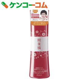 肌美精 ターニングケアとてもしっとり化粧水 200ml[肌美精 保湿化粧水]【あす楽対応】