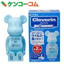 【数量限定】クレベリン×ベアブリック 1個[クレベリン 除菌・消臭剤]【あす楽対応】
