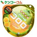 【ケース販売】UHA味覚糖 コロロ 赤肉メロン 40g×6袋