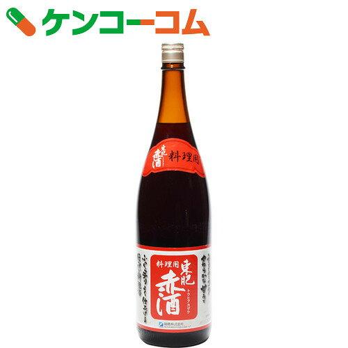 東肥赤酒 料理用 1.8L