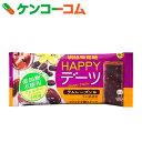 UHA味覚糖 HAPPYデーツ ラムレーズン味 4本入×10袋[ハッピーデーツ 菓子(マクロビオティック)]