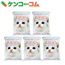 ペパーレット カタピー 8L×5個[ペパーレット 猫砂・ネコ砂(紙・パルプ)]【送料無料】