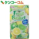 フルーツバスケット 消臭in レモン&ライムの香り ダブル 12ロール[トイレットペーパー ダブル]