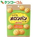 カバヤ 小さなメロンパンクッキー ミニ 41g×6袋