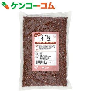 オーサワの国内産小豆(岩手産) 1kg