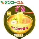 マルちゃん正麺 カップ 旨こく豚骨醤油 113g×12個[マルちゃん とんこつラーメン]【あ