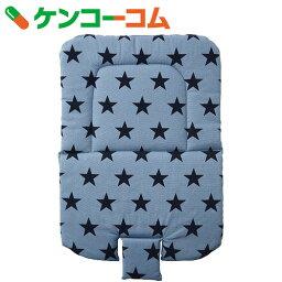 カトージ 木製ハイ&ローチェア用クッション スターブルー[カトージ クッション]【送料無料】