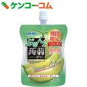 【期間限定】オリヒロ ぷるんと蒟蒻ゼリー スタンディング メロン 130g