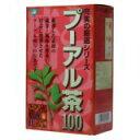 充実の厳選シリーズ プーアル茶100 3g*30包
