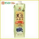 いつもの黒豆エキス 北海道産黒豆使用 1L[いつもの黒豆エキス 黒豆ジュース(黒豆煮汁)]