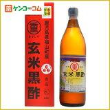 まるしげ 玄米黒酢 900ml[まるしげ 黒酢(調味料)]【】