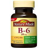 "特价★★""自然制造的B - 6 25毫克80尺寸""自然制造的B - 6已经更新。粮食一介绍了Haidozutaipu 25毫克。大自然制造的B - 6 25毫克[ネイチャーメイド ビタミンB6 80粒[大塚製薬 ネイチャーメイド ビタミンB6]]"
