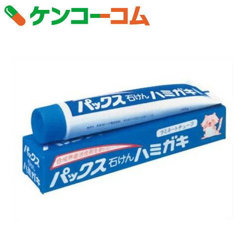 パックス 石けんハミガキ 140g[ケンコーコム 太陽油脂 パックス 自然派歯磨き]【7_…...:kenkocom:10312532