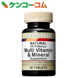 ライフスタイル ビタミン ミネラル サプリメント