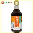 チョーコー ゆず醤油 かけぽん 400ml[チョーコー ポン酢(ぽん酢)]