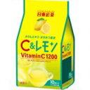 「C&レモン 10袋入」お湯や水を注ぐだけで、手軽に楽しめる粉末タイプのレモン飲料。便利な1杯ずつの分包タイプ。10袋入り。C&レモン 10袋入