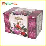コンチネンタルセレクション ローズヒップ&ハイビスカス 25袋[ローズヒップティー(ローズヒップ茶)]【あす楽対応】