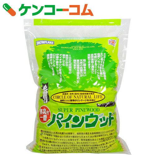 猫砂 パインウッド 6L[ケンコーコム 猫砂・ネコ砂]【14_k】...:kenkocom:10150121