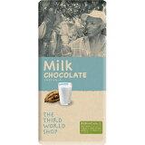 地球食 ミルクチョコレート 100g[地球食 チョコレート]