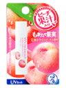 メンソレータム もぎたて果実 完熟ホワイトピーチの香り 4.5g
