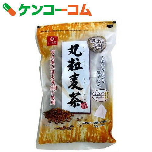 はくばく 丸粒麦茶 30g×12袋[麦茶]...:kenkocom:10164821