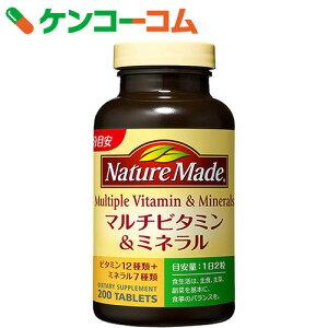 ネイチャー ビタミン ミネラル ファミリー ケンコーコム 大塚製薬