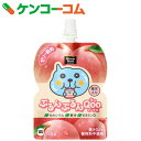 ミニッツメイド ぷるんぷるんQoo(クー) ピーチ味 125g×6個[Qoo(クー) ゼリー飲料]