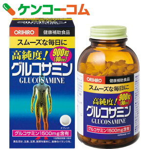 オリヒロ グルコサミン