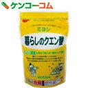 ミヨシ 暮らしのクエン酸 330g[ケンコーコム ミヨシ石鹸 ナチュラルクリーニング クエン酸クリー