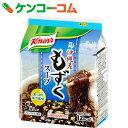 クノール 沖縄産もずくスープ 5袋[海藻スープ]【あす楽対応】