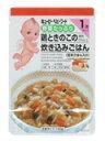 野菜たっぷり 鶏ときのこの炊き込みごはん 150g