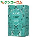 パッカハーブス リフレッシュ(ピッタ) 有機ハーブティー 20袋[PUKKA HERBS(パッカハーブス) ペパーミントティー(ペパーミント茶)]
