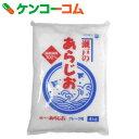 瀬戸のあらじお フレーク塩 4kg[日本海水 海塩]