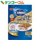 コンボ キャット まぐろ味 カニカマ 小魚添え 700g(140g×5パック)