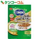 コンボ キャット まぐろ味 かつお節 小魚添え 700g(140g×5パック)