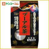 ユウキ製薬 徳用 二度焙煎 プーアル茶 黒 3g×60包[【HLSDU】プーアル茶(プーアール茶)]【あす楽対応】【7%OFF】ケンコーコム全商品対象クーポン/税抜5000以上対象
