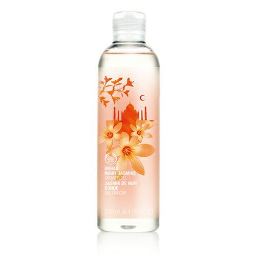 THE BODY SHOP Indian knight jasmine shower gel 250mlfs3gm