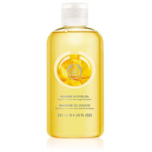Body shop Mango shower gel 250 ml upup7