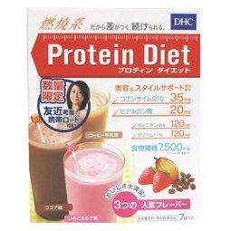 "DHC 蛋白質飲食 50 g x 7 袋碎片 [現在完全裸體主義! 與獎金! ""(DHC DHC 蛋白質飲食蛋白日糧的蛋白質蛋白質) upup7"