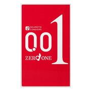 ▼クーポン配布中▼オカモト ゼロワン(001) 3個入り [okamoto][コンドーム][0.01ミリ]【0.01mm】 コンドーム 避妊具