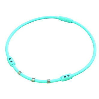 Firefighting firefighting colantotte WACKER neck Ge + light blue M size [ACWG31M] / WACKER neck GE + magnetic necklace (mother's Day Gift Giveaway) upup7